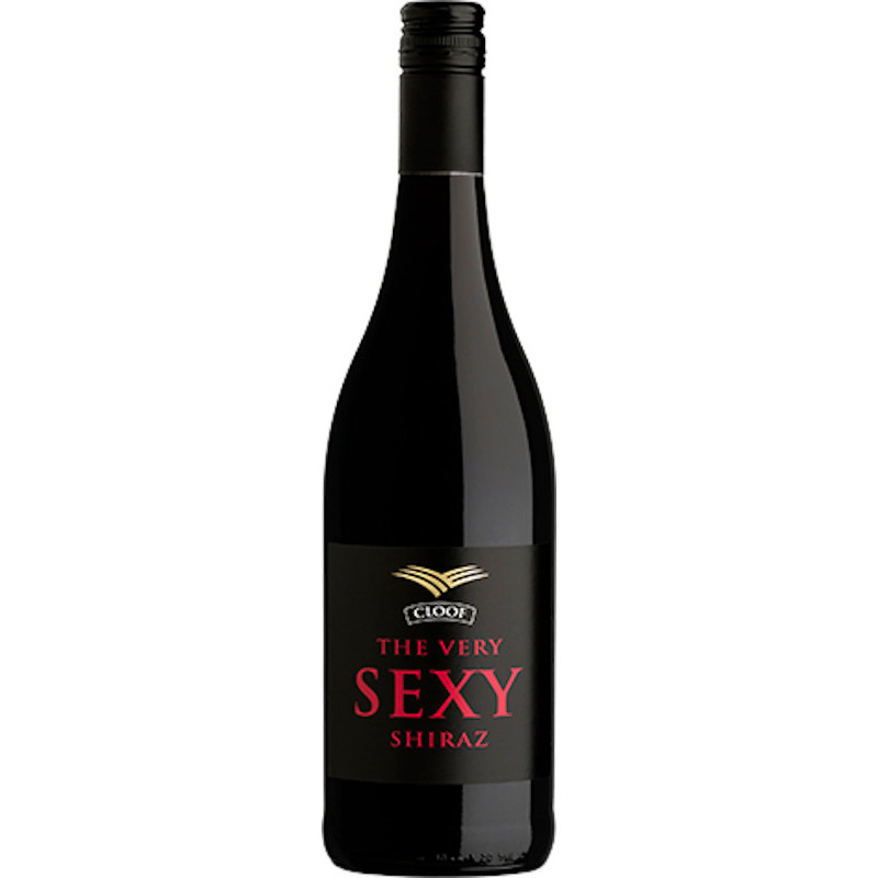 Cloof, The Very Sexy Shiraz