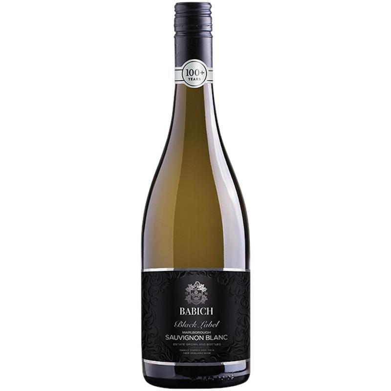 Babich Black Label Sauvignon Blanc, New Zealand 2019