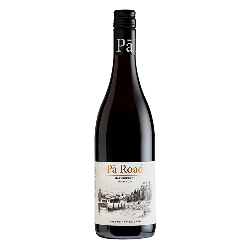 Pa Road Pinot Noir 2019, New Zealand
