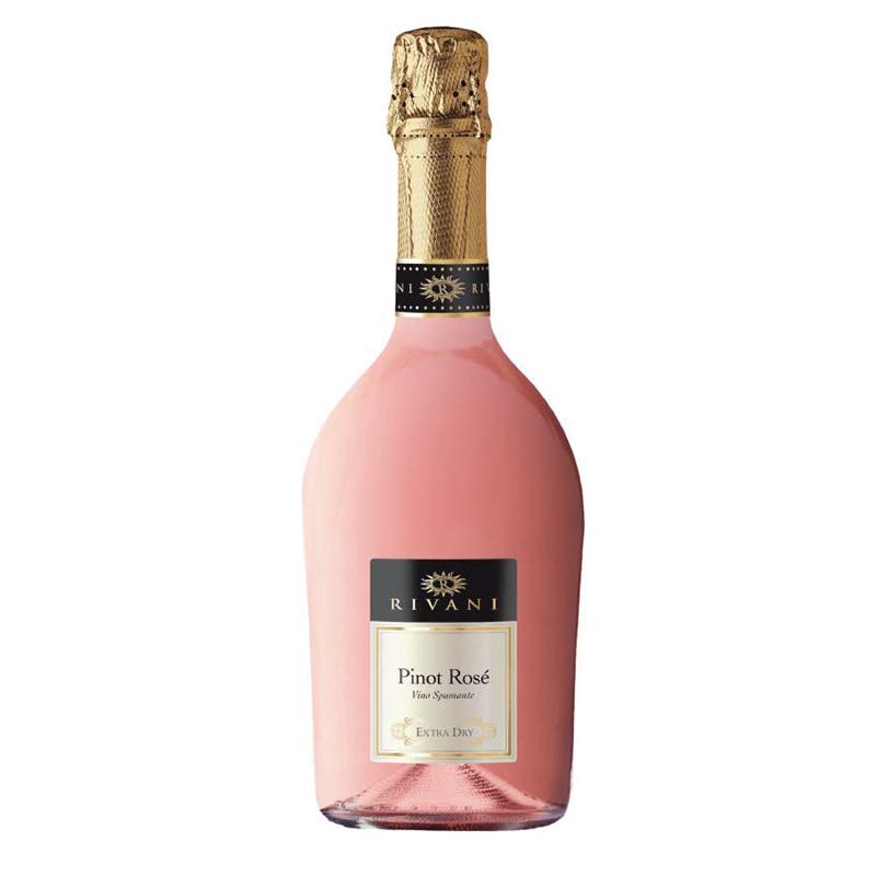 Rivani Pinot Noir ROSE Spumante Prosecco