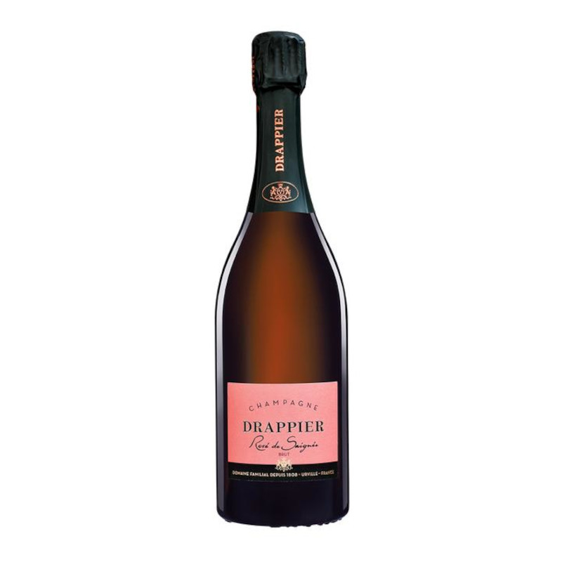 Champagne Drappier Rose Brut, France NV