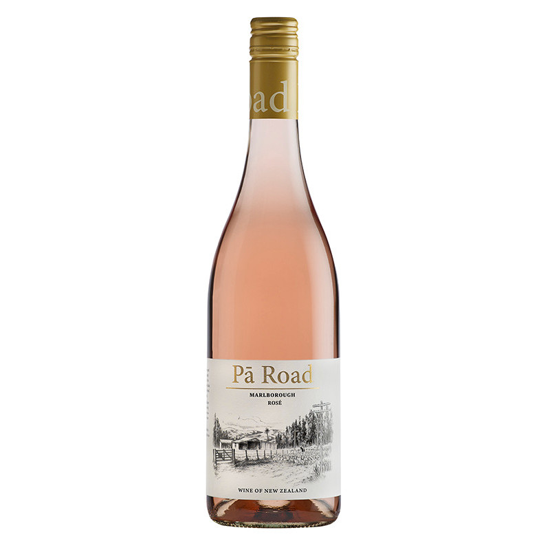 Pa Road Pinot Noir Rose 2018, New Zealand