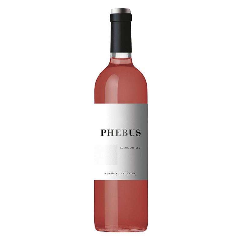 Phebus Malbec Rose 2019, Argentina