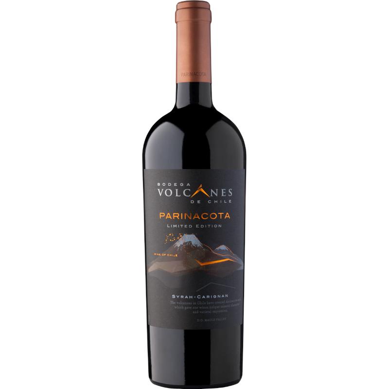 Bodega Volcanes – Parinacota, Syrah