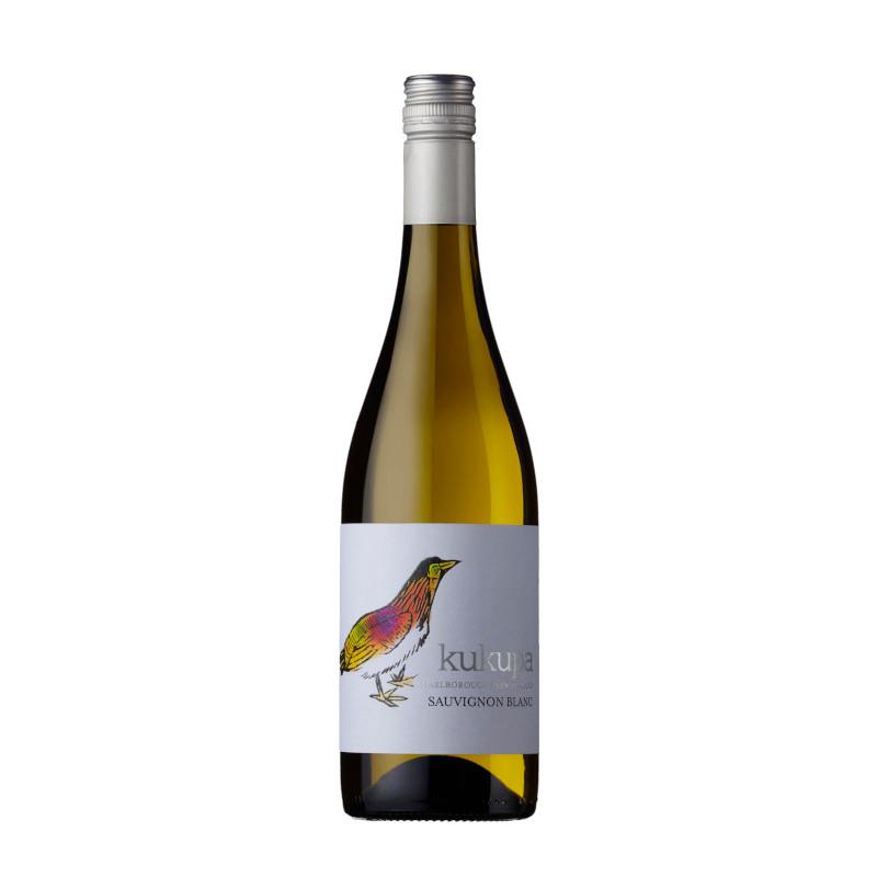 Kukupa Sauvignon Blanc, Marlborough, New Zealand,2020