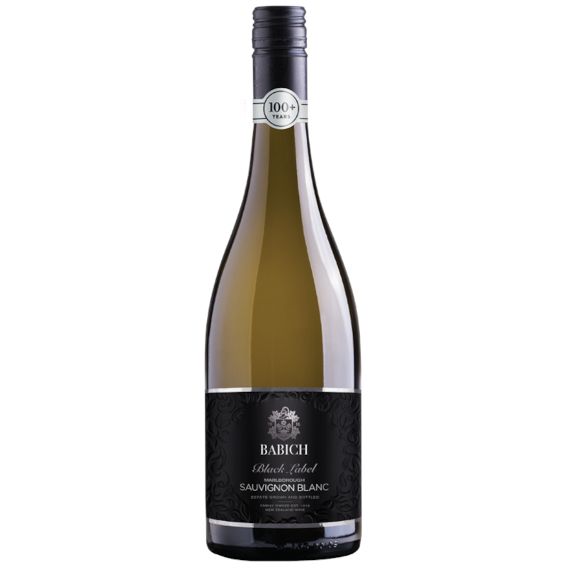 Babich Black Label Sauvignon Blanc, New Zealand 2020