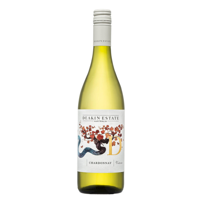 Deakin Estate Chardonnay, Australia  2019