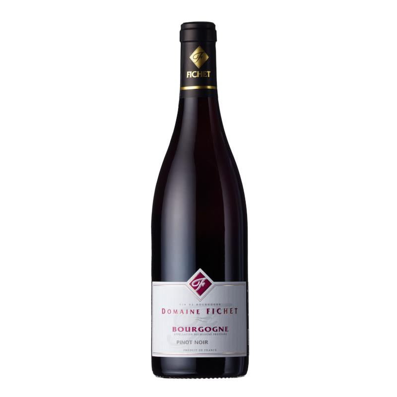 Domaine Fichet, Bourgogne, Pinot Noir, France 2019